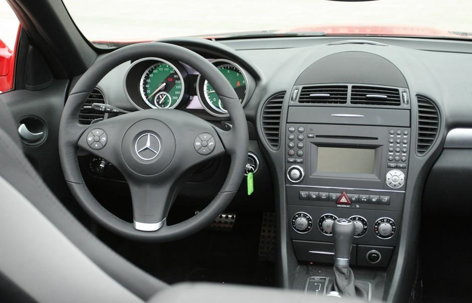奔驰slk 200kompressor高清图片