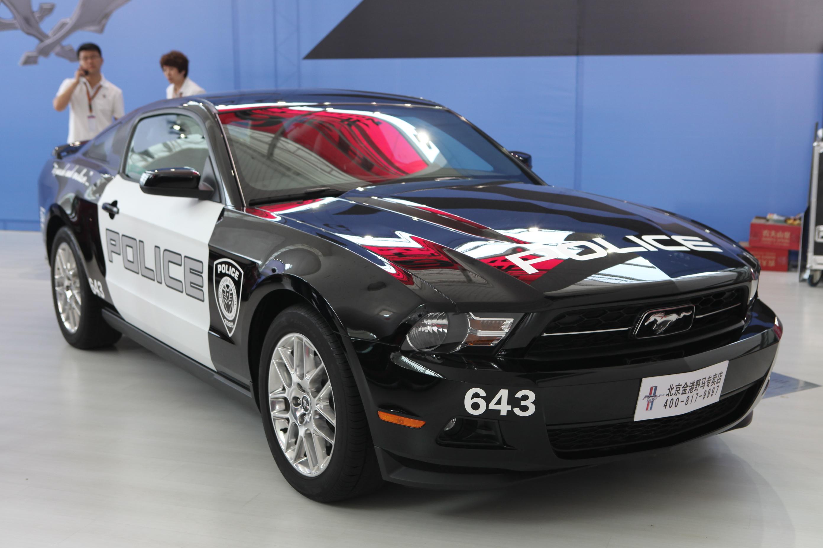 青岛 福特/2012青岛国际车展
