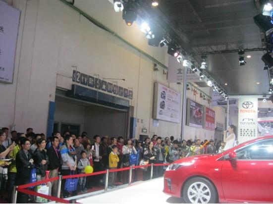 广汽丰田2013年春季国际车展圆满落幕_汽车频道_青岛