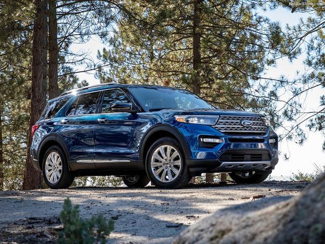 再等4天!福特全新大SUV将发布 年内引进国产