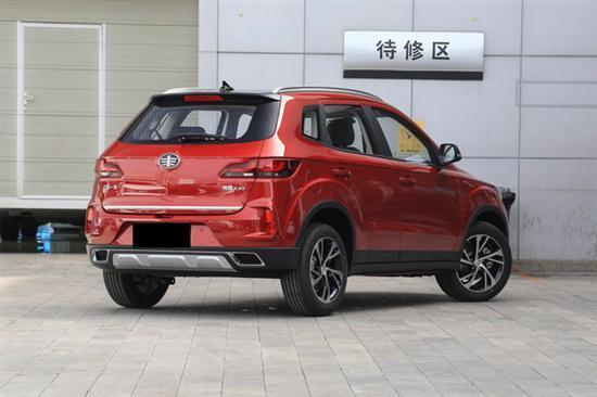一汽奔走X40自动互联智能版上市 售价8.68万元
